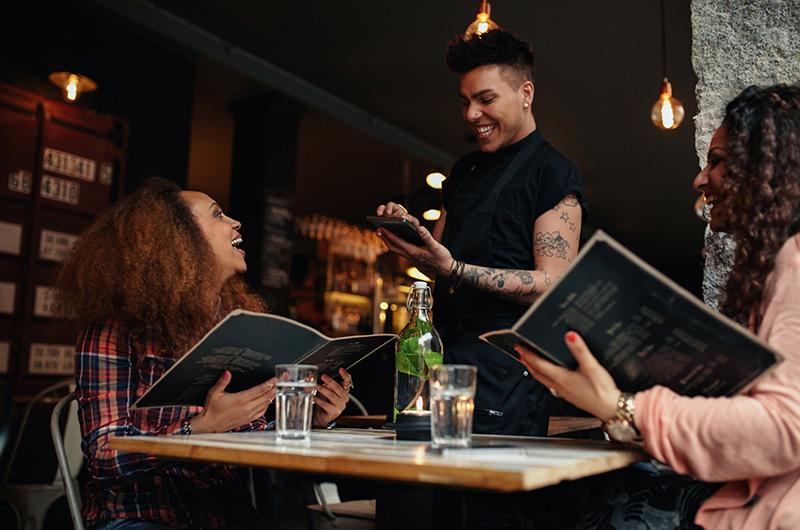 restaurant ordering image